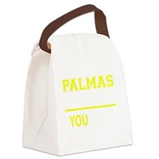 Cool Palma Canvas Lunch Bag