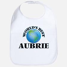 World's Best Aubrie Bib