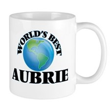 World's Best Aubrie Mugs