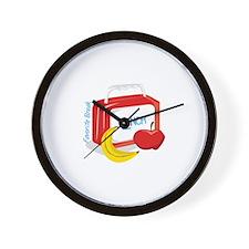 Favorite Break Wall Clock