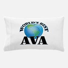 World's Best Ava Pillow Case