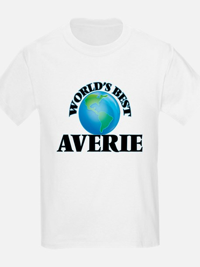 World's Best Averie T-Shirt