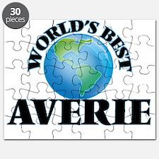 World's Best Averie Puzzle