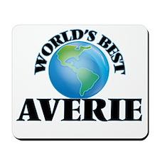 World's Best Averie Mousepad