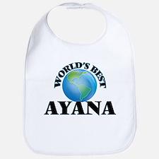 World's Best Ayana Bib