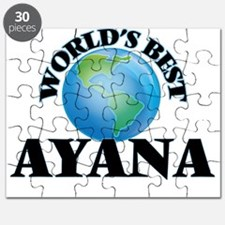 World's Best Ayana Puzzle