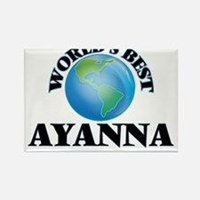 World's Best Ayanna Magnets
