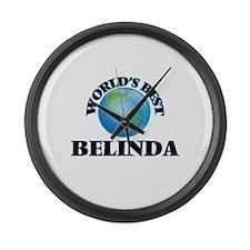 World's Best Belinda Large Wall Clock