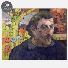Self Portrait with the Yellow Christ, 189 - Puzzle