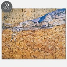 The Harvester (oil on canvas) - Puzzle