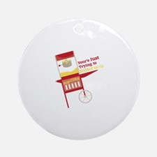 Butter Me Up Ornament (Round)