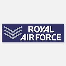 RAF Sergeant<BR> Bumpersticker 1