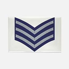 RAF Sergeant<BR> Rectangle Magnet 2