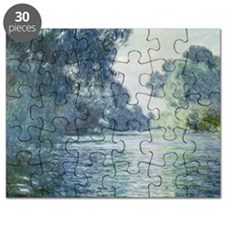 Branch of the Seine near Giverny, 1897 (o - Puzzle