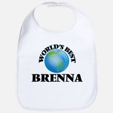 World's Best Brenna Bib
