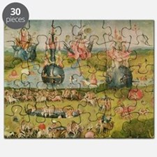 The Garden of Earthly Delights: Allegory - Puzzle