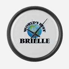 World's Best Brielle Large Wall Clock