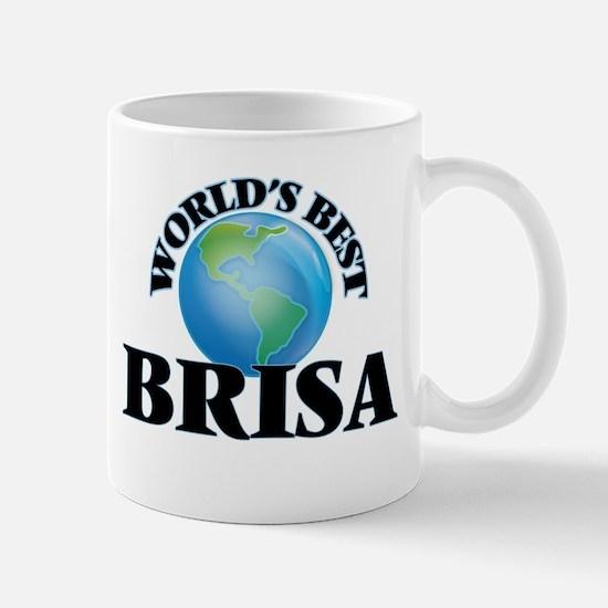 World's Best Brisa Mugs