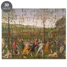 The Battle of Love and Chastity, after 15 - Puzzle