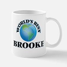 World's Best Brooke Mugs