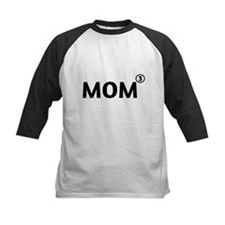 Mom cubed Baseball Jersey