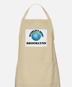 World's Best Brooklynn Apron
