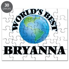 World's Best Bryanna Puzzle