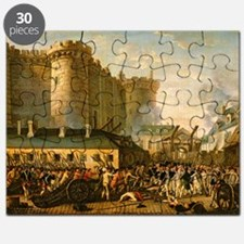 The Taking of the Bastille, 14 July 1789 - Puzzle