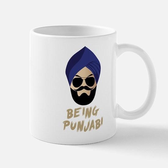 Being Punjabi Mugs