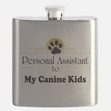 My Canine Kids Flask