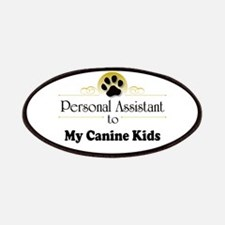 My Canine Kids Patches