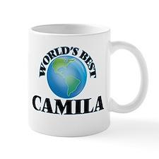 World's Best Camila Mugs