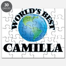 World's Best Camilla Puzzle