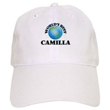 World's Best Camilla Baseball Cap