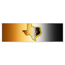 Le Bear Texas 2 - Bumper Bumper Sticker