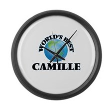 World's Best Camille Large Wall Clock