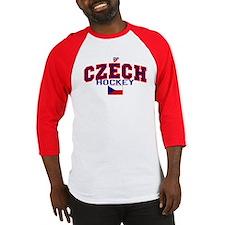 CZ Czech/Ceská Hockey Baseball Jersey