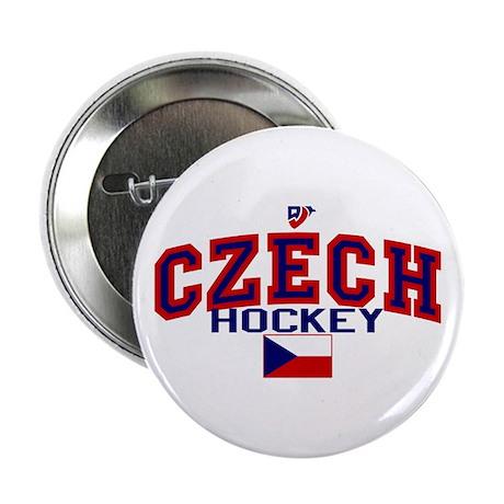 """CZ Czech/Ceská Hockey 2.25"""" Button"""