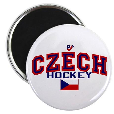 """CZ Czech/Ceská Hockey 2.25"""" Magnet (10 pack)"""