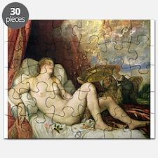 Danae, c.1554 (oil on canvas) - Puzzle