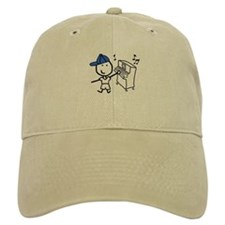 Boy & Piano Cap