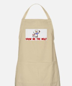 Show me the meat BBQ Apron