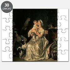 Motherhood, 1805 - Puzzle