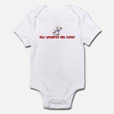 Self appointed BBQ expert Infant Bodysuit