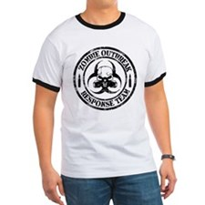 Zombie Outbreak Response Team T-Shirt