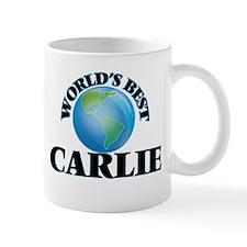 World's Best Carlie Mugs