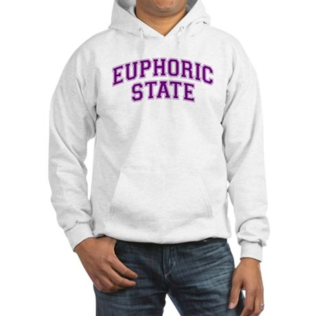 Euphoric State Hooded Sweatshirt