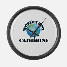 World's Best Catherine Large Wall Clock