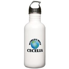 World's Best Cecelia Water Bottle