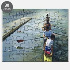 Away from the Raft, Henley - Puzzle